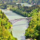 第一只見川橋梁ビューポイント