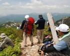 奥会津の秀峰 御神楽岳 山開き