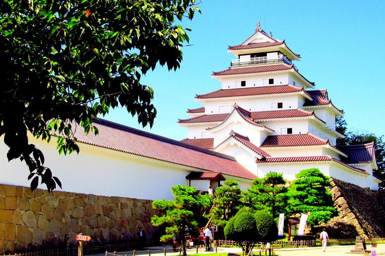 Aizuwakamatsu Castle Town