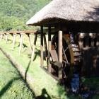重要伝統的建造物群保存地区 前沢曲屋集落
