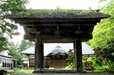 恵日寺本堂・山門