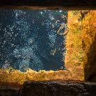 天然炭酸水井戸の見学