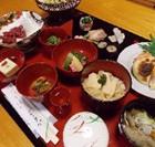 会津柳津のあわ懐石膳と美食膳