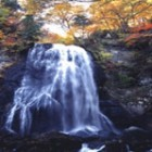 日本で最も美しい村 小野川不動滝探勝路