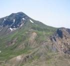 磐梯山登山道