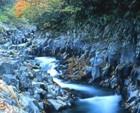 日本で最も美しい村 秋元・中津川渓谷探勝路